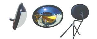 Solar Eclipse Mirrors
