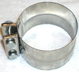 Preformed Stainless Steal  Lap Clamps