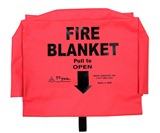 Fire Blanket Pouch ONLY