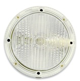 "7"" Back-Up Light Socket 1 Wire, STAINLESS"