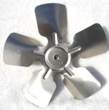 "Blower Fan Blade 10"" CW 5/16"" Bore"