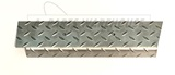 Step Edge Stainless Steel Diamond Plate All American