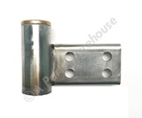 Blue Bird Entrance Door REAR Bracket with Bushing & Zerk Fitting