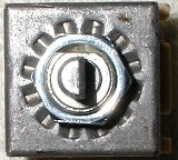 Rotary Switch horizontal off