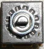 Rotary Switch vertical off