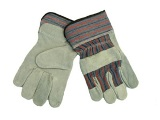 Insulated Leather Palm Gloves - Extra Large