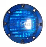 Baader Brown Warning Light Assembly BLUE