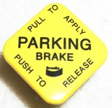 Parking Brake Knob pin type