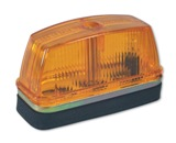 Clearance Marker Light Amber
