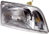 Blue Bird Vision Headlight Passenger Side