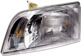 Blue Bird Vision Headlight Driver Side