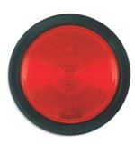 "4"" Stop & Tail Light w/ Connector"