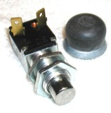 Push-Button Switch (OFF/ON, Normally OFF, ON with Button Depressed, Spring Return To OFF