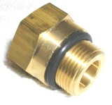 Oil Drain Valve Adapter 22mm-1.5