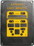 Monitor Board 8 Light