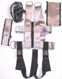 Besi Vest with Crotch Strap - Small