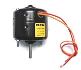 "Single Shaft Blower Motor 1/4"" Shaft CW 2 Speed, 2 Wire"