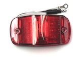 "Clearance Marker Light  4"" Combination Red"