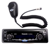 Panasonic Radio Kit AM/FM/CD w/ PA, International