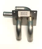 Thomas Heater Line Assembly Stainless Steel