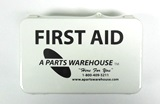 First Aid Kit White Poly Box ONLY