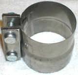 Preformed Lap Clamp - 3""