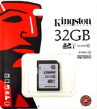 Kingston Ultimate 32G SD Card, Class 10